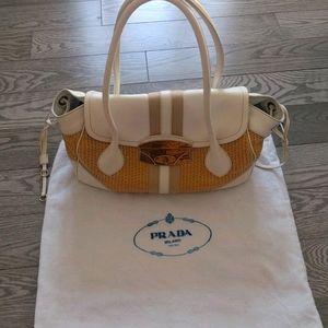 Beautiful shoulder bag by Prada🍀🍀🍀🌸🌸🌸